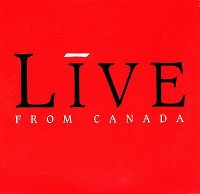 Cover Live - From Canada [EP]